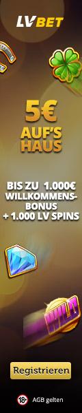 Gamomat LVbet Bonus