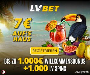 €7 No Deposit Bonus DE 300x250