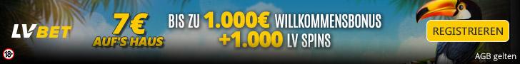 €7 No Deposit Bonus DE 728x90 Novoline | Merkur | Bally Wulff